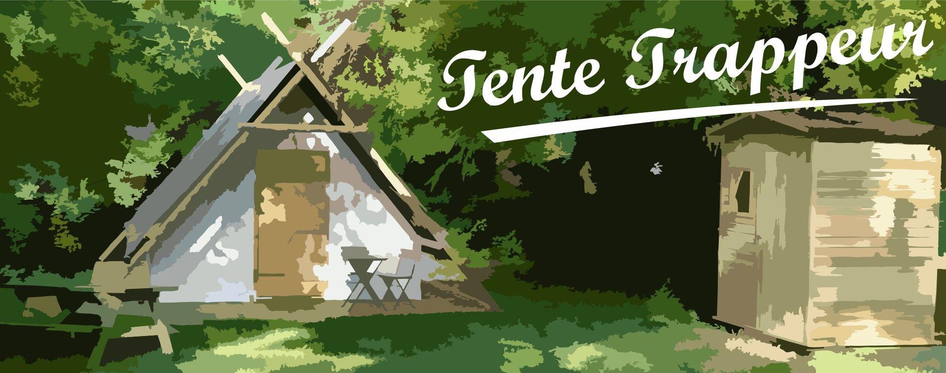Herbegement Insolite Aude Tente Trappeur Bandeau